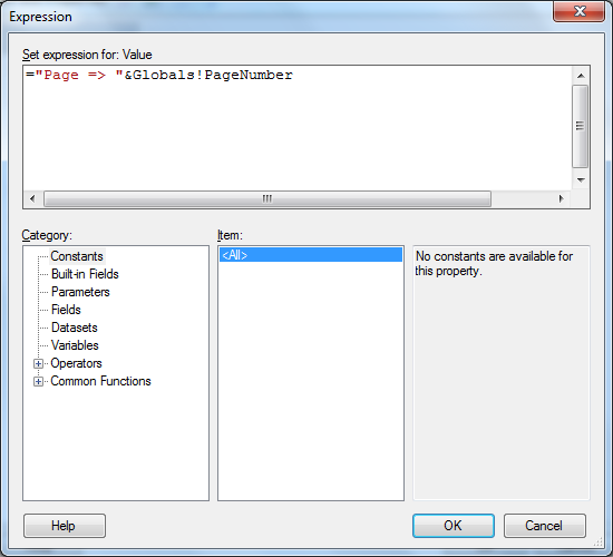 Hide Report Header on page 1 only – SSRS | SQL Server Rider