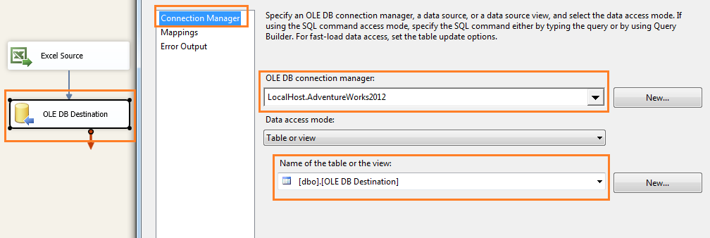how to make package dynamic in ssis
