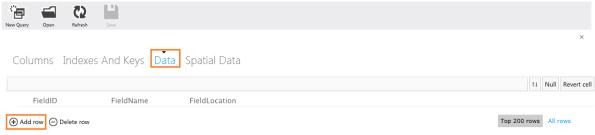 tabledata