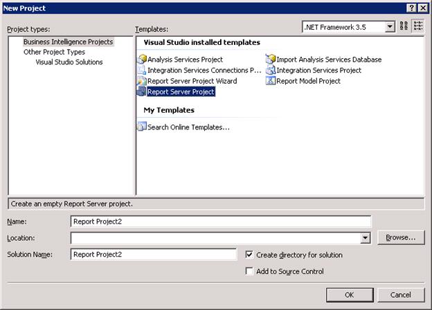 SSRS | SQL Server Rider